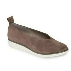 Eileen Fisher Humor Wedge Flat SZ 11
